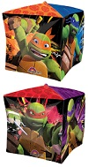 "16"" UltraShape Cubez Teenage Mutant Ninja Turtles"