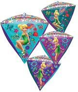 "16"" Tinkerbell Diamondz Balloon"