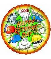 "18"" Happy Father&#39s Day Hats"