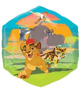 "23"" Lion Guard Kion Balloon"