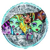 "18"" Monster High Balloon (Sold Packaged)"
