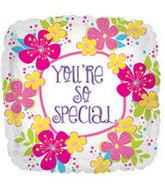 "17"" You're Special Q-Bloom Balloon Packaged"
