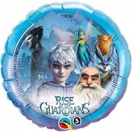 "18"" Rise Of The Guardians Licensed Mylar Balloon"