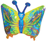 Jumbo Aquatic/Animals Mylar Balloons