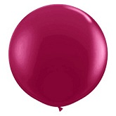 "36"" Qualatex Latex Balloons (2 Pack) Jewel Magenta"
