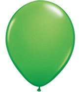 "16"" Spring Green 50 Count Qualatex Plain Latex"