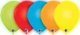"11"" Q-Lite Special Assorted  5 Count Light Up Latex Balloons"