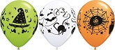 "11"" Halloween Fun Party Assortment  (50 ct.)"