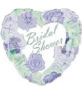 "18"" Bridal Shower Heart"