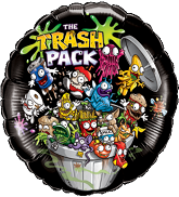 "18"" The Trash Pack Foil Balloon"