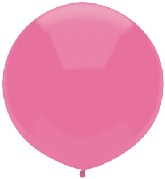 "17"" Outdoor Display Balloons (72 Count) Passion Pink"