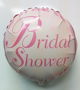 "18"" Bridal Shower Balloon"