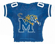 "23"" Memphis Tigers Jersey (Tiger Is White Not Yellow)"