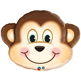 "14"" Airfill Only Mischievous Monkey"