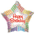 Happy Birthday Wholesale Balloons Fast