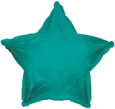 "18"" CTI Brand Teal (25 Count with Ribbon)"