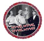 "18"" Birthday Three Stooges Balloon"