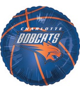 "18"" NBA Basketball Charlotte Bobcats"