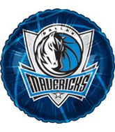 "18"" NBA Basketball Dallas Mavericks"