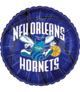 "18"" NBA Basketball New Orleans Hornets"