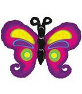 "36"" Butterfly Shape"