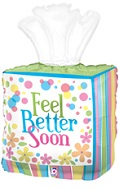 Feel Better Tissue Box
