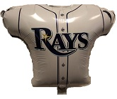 "21"" Rays Jersey Shape Balloon"