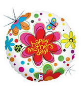 "18"" Springtime Mother's Day Balloon"