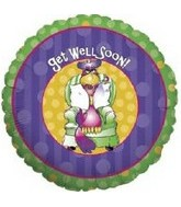 "18"" Get Well Soon Bird 5B257"