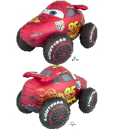"41"" Airwalker Cars Balloon"
