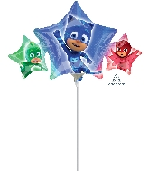 "17"" Airfill Only PJ Masks Balloon"
