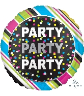 "18"" Party, Party, Party Balloon"