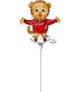 "11"" Airfill Only Daniel Tiger&#39s Neighborhood Balloon"