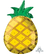 "21"" Junior Shape Pineapple Balloon"