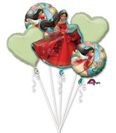 Bouquet Elena of Avalor Balloon