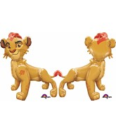 "48"" Airwalker Lion Guard Balloon"
