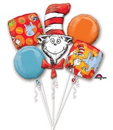 Bouquet Dr. Seuss Balloon