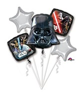 Bouquet Star Wars Classic Balloon