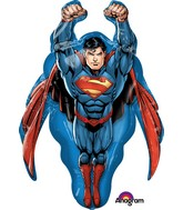"34"" Jumbo Superman Balloon"