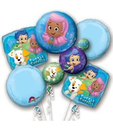 Bubble Guppies Bouquet of Balloons