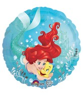 "18"" Balloon Ariel Dream Big"