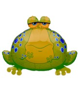 Airfill Only Mini Shape Big Bullfrog Balloon