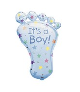 "36"" It&#39s a Boy Foot Mylar Balloon"