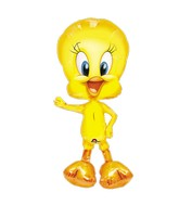 "37"" Tweety Airwalker Balloon"