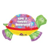 "37"" Speedy Recovery Turtle SuperShape"