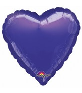 "32"" Large Balloon Purple Heart"