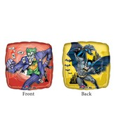 "18"" Batman & Joker Mylar Balloon"