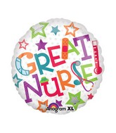 "18"" Great Nurse Balloon"