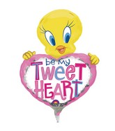 "14"" Airfill Tweety Be My Tweet Heart"