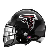 "21"" Atlanta Falcons Helmet NFL Balloon"